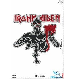 Iron Maiden IRON MAIDEN - 21 cm - BIG