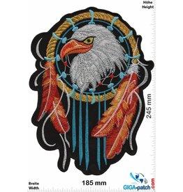 Indian Indianer Adler - Traumfänger - 24 cm - BIG
