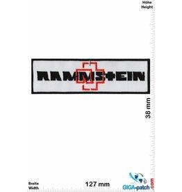 Rammstein Rammstein - black white orange