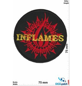 In Flames In Flames - round - Melodic-Death-Metal-Band