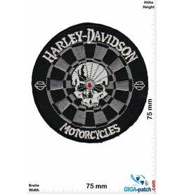 Harley Davidson Harley Davidson - Motorcycles - round