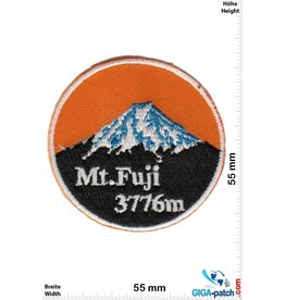 FUJI Mount Fuji - 3776m