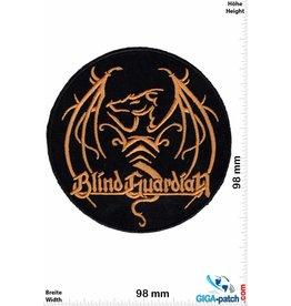 Blind Guardian Blind Guardian - gold round - big