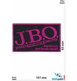 J.B.O. J.B.O.  - James Blast Orchester -  Fun-Metal-Band - purple