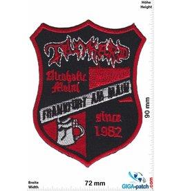 Tankard Tankard - Wappen- Thrash-Metal-Band