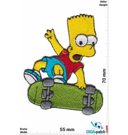 Simpson Bart Simpson  - Skater