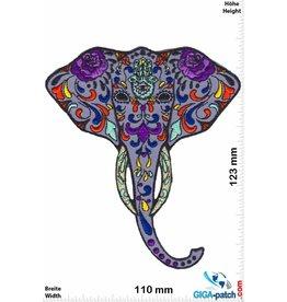 Oldschool Spirt Elefant - Elephant