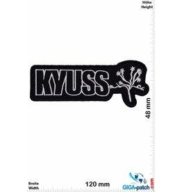 Kyuss Kyuss - silver black - Alternative Metal