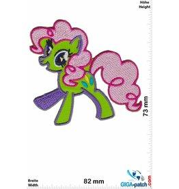 Pony My Little Pony - green pink