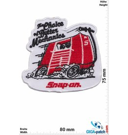 Snap-on  Snap-on  - The Choice of Better Mechanics