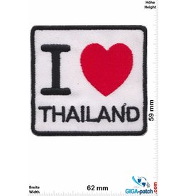 Thailand, Thailand Thailand - I love Thailand