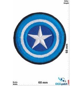 Captain America Captain America - The First Avenger - blue