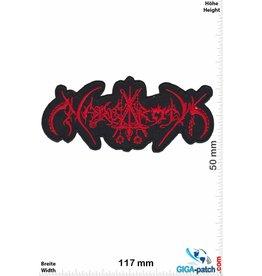 Nargaroth Nargaroth - Metal-Band - red