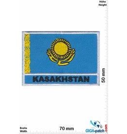 Kazakhstan, Kazakhstan Kazakhstan - Flagge - Kasachstan - blue