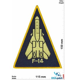 U.S. Navy Grumman F-14 - U.S. Navy -HQ