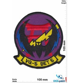 U.S. Navy FLEET AIR RECONNAISSANCE SQUADRON 5 (VQ-5  DET 5) - SEA SHADOWS -HQ