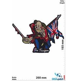 Iron Maiden Iron Maiden - The Trooper - 26 cm - BIG