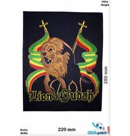 Lion of Judah Lion of Judah - Löwe Judas - 28 cm - BIG