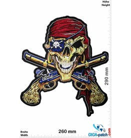 Pirat Pirat - Pirate- 29 cm - BIG