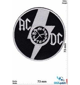AC DC ACDC  - Clock  - AC DC