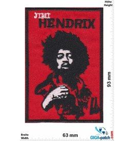 Jimi Hendrix Jimi Hendrix- red