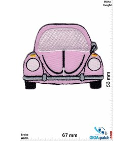 VW,Volkswagen VW Bettle - VW Käfer- pink