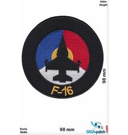 F 16 F-16 - black / color