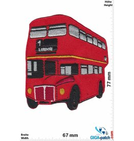 England, England London - Double Decker Bus- UK