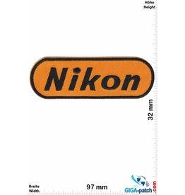 Nikon Nikon - schwarz / orange