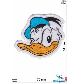 Donald Duck  Donald Duck - Kopf