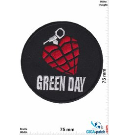 Green Day Green Day - American Idiot  - round