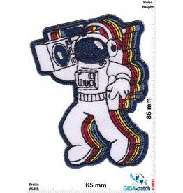 Nasa Funny Raumfahrer - Astronaut - Ghettoblaster