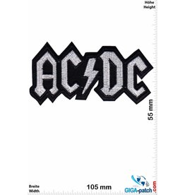 AC DC ACDC  - silver - AC DC