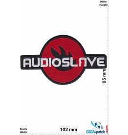 Audioslave  Audioslave - Alternative-Rock-Band - red