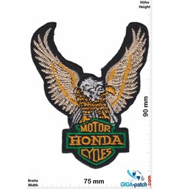 Honda Honda Motor Cycles - Eagle Adler