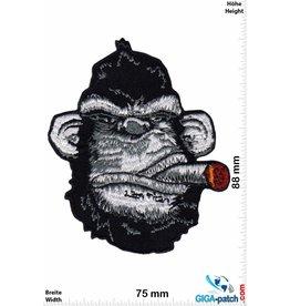 Gorilla Smoking Gorilla - HQ