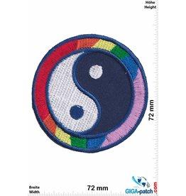 Yin Yang  Yin Yang - gay - Homosexuell - blue