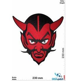 Devil Roter Teufel - red devil  - 23 cm - BIG