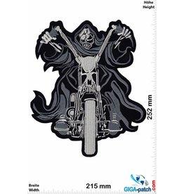 Sensenmann Grim Reaper - Biker -  25 cm - BIG