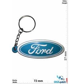 Ford Ford - hellblau