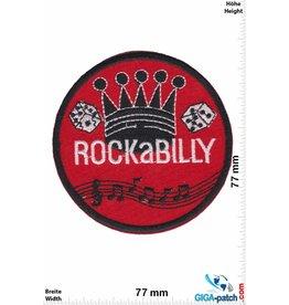 Rockabilly Rock a Billy - King - Würfel