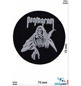 Pentagram Pentagram - Untergrund-Band Heavy-Metal - Sensenmann