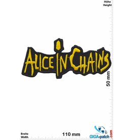 Alice in Chains Alice in Chains - gold - Sludge Metal,Grunge, Alternative Metal