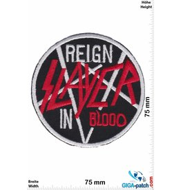 Slayer Slayer - Reign in Blood