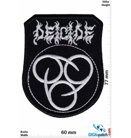 Deicide Deicide - Death-Metal-Band  - Logo