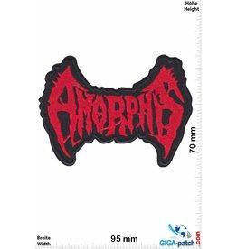 Amorphis - red - Metal-Band