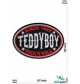 Teddy Boy - Cosh Boys - Rock 'n' Roll  Since 1953