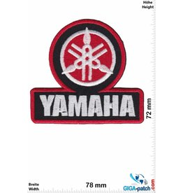 Yamaha Yamaha - red silver black