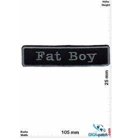 Fatboy Fatboy - Fat Boy - Harley