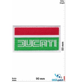 Ducati Ducati - red green